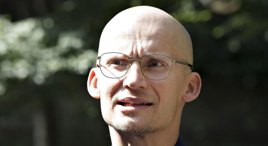 Christian Stadils selskab TS Chartering, går konkurs med en gæld på godt 160 millioner kroner.