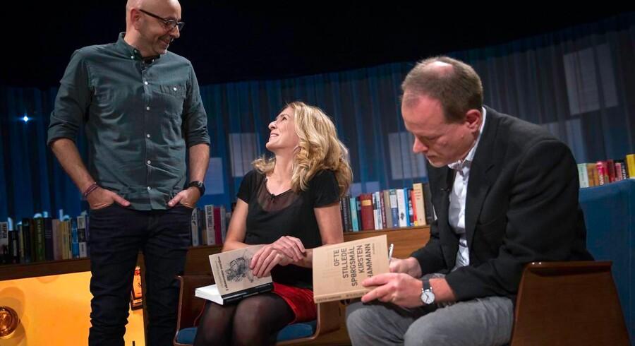 »Vild med bøger« er en af flere kulturprogrammer, der som følge af besparelser i DR.