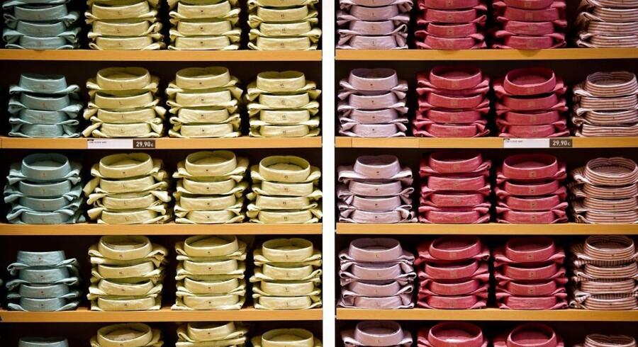Europæernes høje og stigende forbrug af tøj og sko gør et stort indhug i klodens ressourcer og skaber et overraskende højt klimaaftryk.