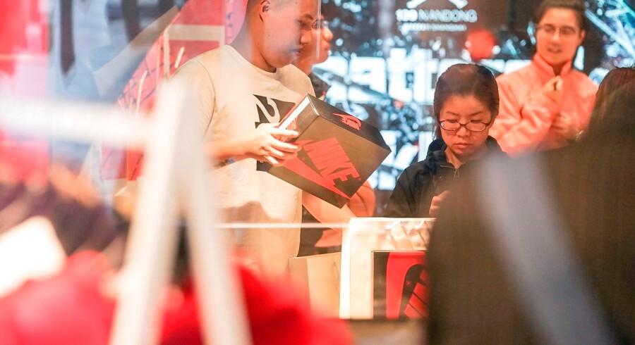 Købestærke forbrugere giver nye afsætningsmuligheder - også for danske virksomheder i Kina.