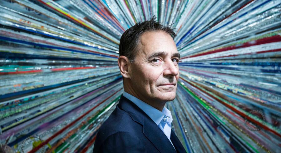 Jacob Holm har som topchef for det danske designikon Fritz Hansen skabt et internationalt og anerkendt luksusbrand, der de sidste par år har omsat for mere end 600 millioner kroner.