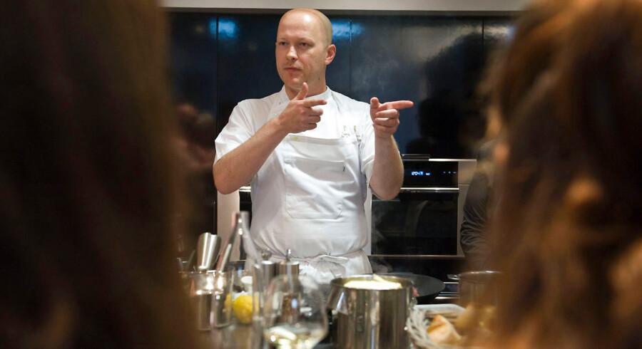Jakob Mielcke er indehaver af Restaurant Mielcke & Hurtigkarl på Frederiksberg. Han overtog makkeren Jan Hurtigkarls andel for godt to år siden.