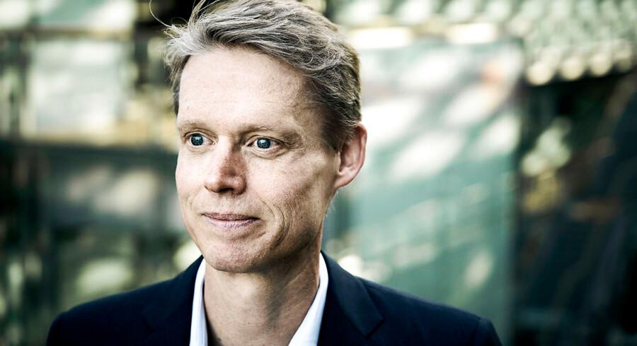 Ørsteds topchef, Henrik Poulsen, var glad, da virksomheden under det verdensøkonomiske topmøde i Davos blev kåret som verdens mest bæredygtige. Nu er han tavs om klimasvindel i Rusland.