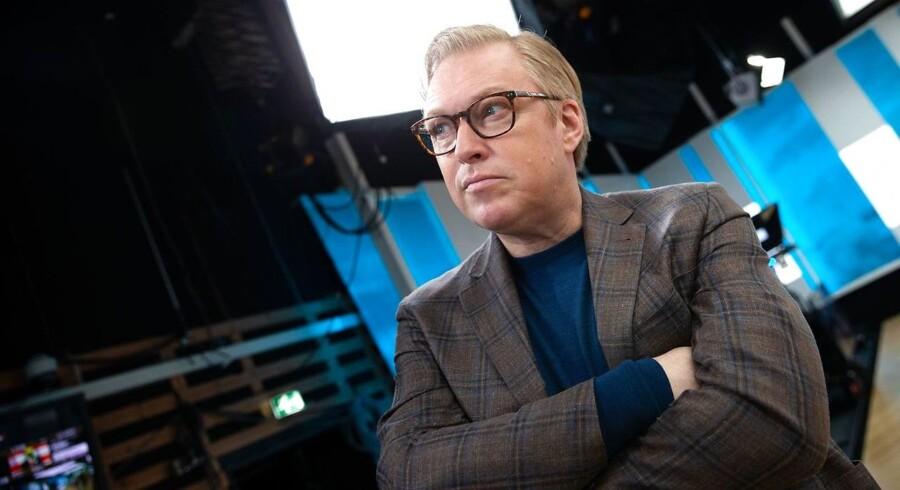 Et interview i »Deadline« er blevet centrum for en heftig debat. Steen Nørskov er en af programmets værter.