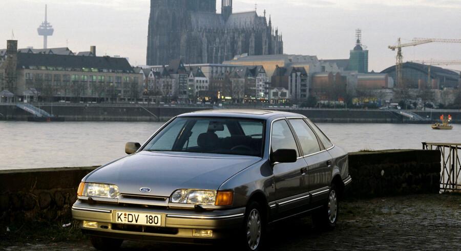 Ford Scorpio blev aldrig så stor en succes, som Ford måske havde håbet på. Men fordi den var første bil, der havde elektronisk ABS som standardudstyr, er den måske den vigtigste bil, der blev lanceret i 1985.