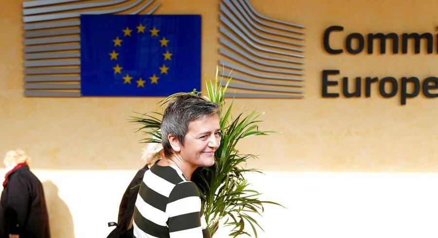 Den første, store plan fra den nye EU-Kommission skal sikre, at ny teknologi bliver brugt ansvarligt og tillidsfuldt til at skubbe Europa fremad. Margrethe Vestager, som er ansvarlig for hele det digitale område i EU, præsenterer onsdag planen.