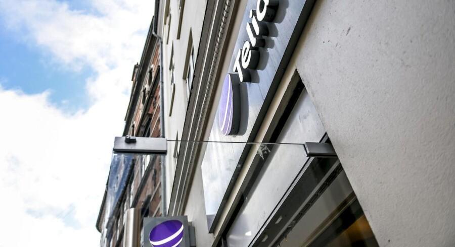 Telia har solgt alt uden for Norden og de baltiske lande fra.