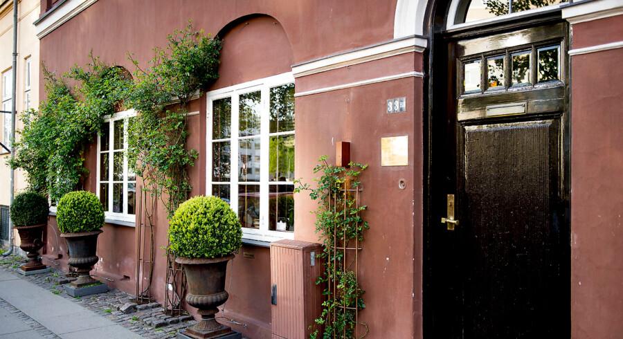 Arkivfoto: Restaurant Era Ora, der laver italiensk mad, er for første gang siden 1997 uden en michelinstjerne.