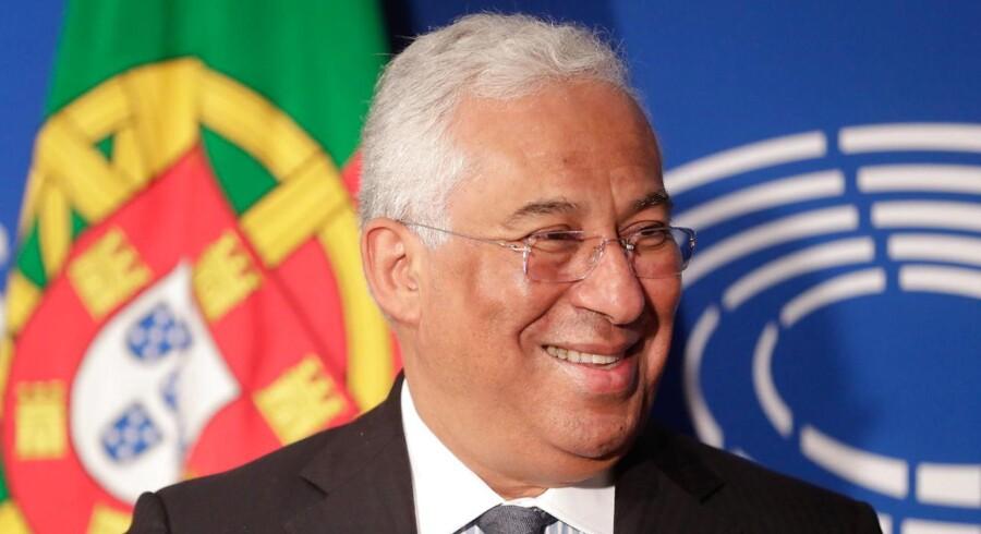 Den portugisiske premierminister, António Costa, fik fornyet sit mandat af vælgerne ved valget i efteråret. En stram finanspolitik har gjort Portugal til budgetduks med udsigt til overskud på de offentlige finanser.