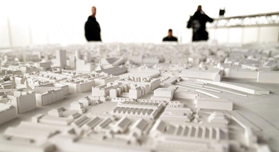 En meget detaljeret og meget stor model af det centrale København er fremtidens helt store attraktion i Københavns Museum. En opløftende og øjenåbnende wow-oplevelse.