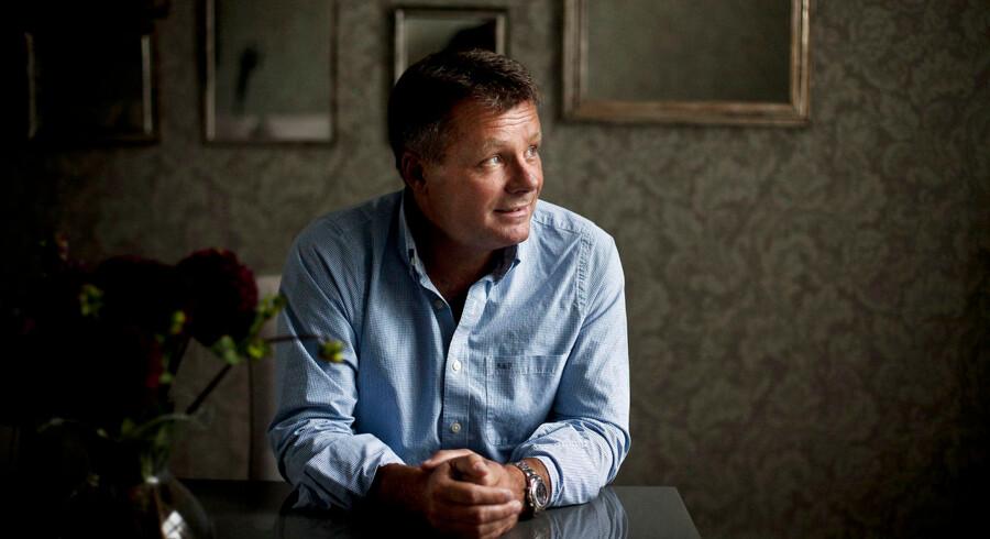 Ifølge en lydoptagelse fra et bestyrelsesmøde er Peter Warnøe alligevel ikke fyret fra direktørposten i Nordic Eye Invest
