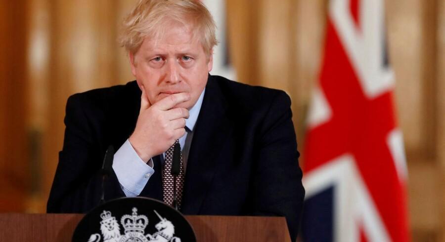Den britiske premierminister, Boris Johnson, oplevede det første større, interne oprør i det konservative regeringsparti, efter at 38 parlamentsmedlemmer forsøgte at få sat en stopper for brug af Huawei-udstyr i de britiske 5G-mobilnet.