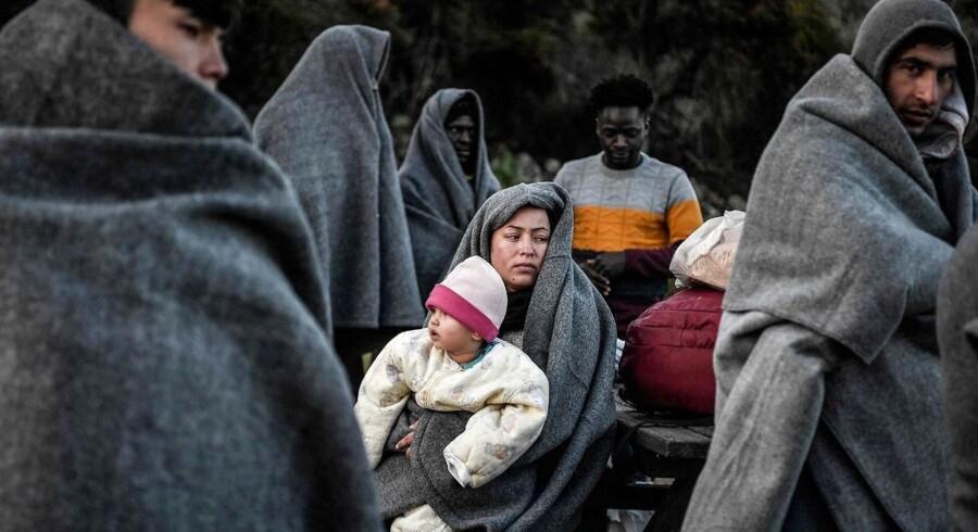 »Når Erdogan sender tusinder af familier i busser mod den græske grænse, regner han med, at strømmen af billeder af børn i nød vil ramme et ømt punkt hos de fleste anstændige europæiske borgere,« skriver Hanna Ziadeh.