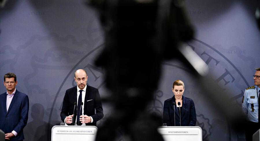 Vores over-akademiske politikere og embedsfolk troede, at det udelukkende var den offentlige sektors opgave at redde danskerne, skriver Birgitte Nymann.