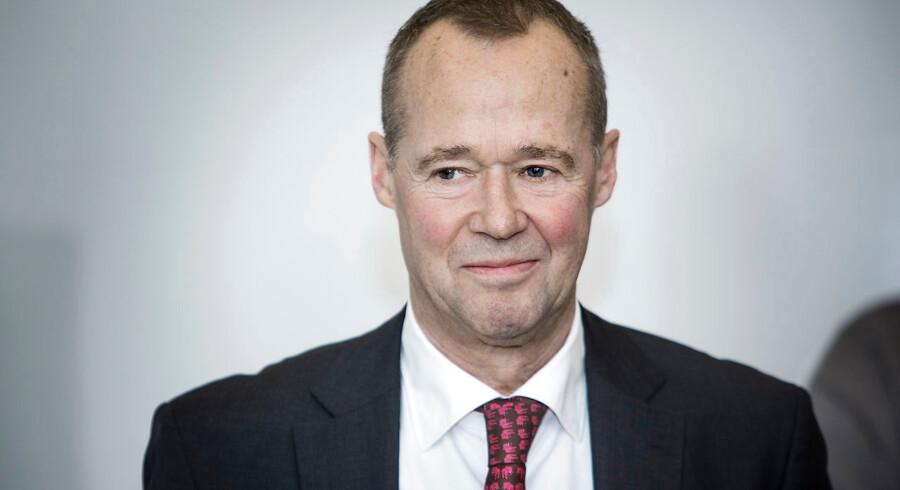 Sundhedsministerens departementschef, Per Okkels, er gået i corona-karantæne.