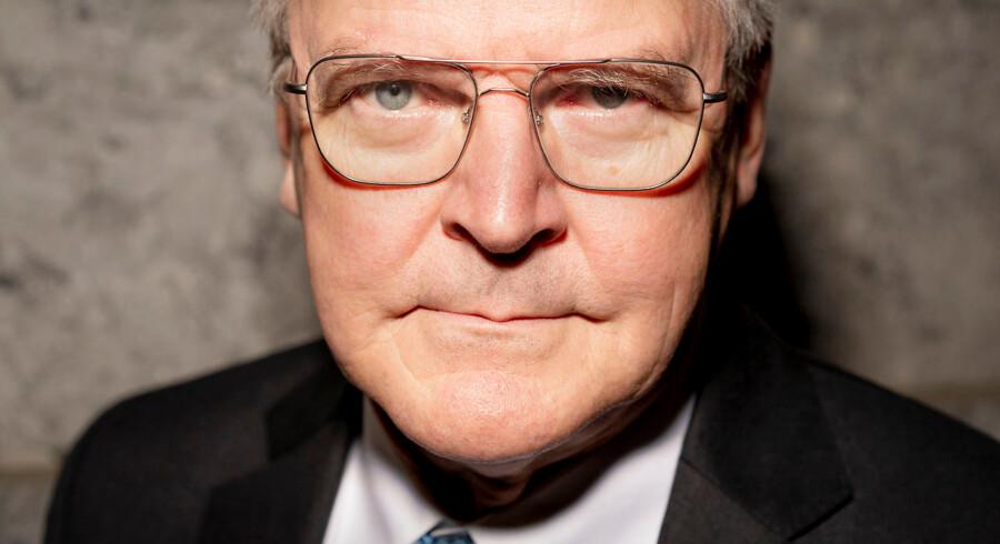Med nationalbankdirektør Lars Rohde i spidsen kom Danmarks Nationalbank onsdag med sit bud på, hvor hårdt coronakrisen kan ramme dansk økonomi.