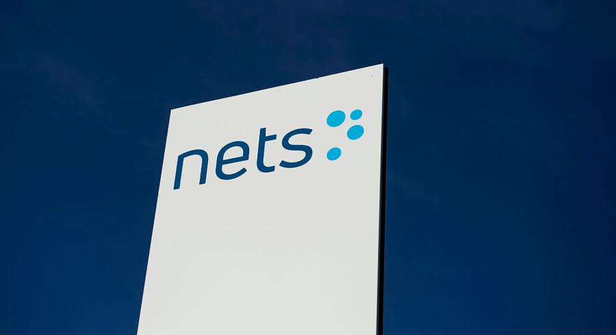 Nets annoncerede i august sidste år, at det sælger store dele af sin forretning - herunder Betalingsservice - til amerikanske Mastercard. (Arkivfoto). - Foto: Liselotte Sabroe/Ritzau Scanpix