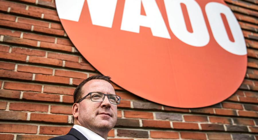 Kunderne fortsætter med at strømme til Waoo, »Vi havde et rigtigt godt 1. kvartal i 2019, men i 2020 ligger vi 50 procent højere på antallet af nye bredbåndskunder, mens antallet af nye TV-kunder er tredoblet,« lyder det fra adm. direktør Jørgen Stensgaard.