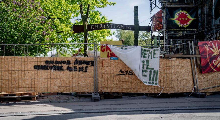 Christiania holder coronalukket. Bag hegnene på Christiania har beboerne diskuteret, hvorvidt man kan gøre elementer af nedlukningen permanent.