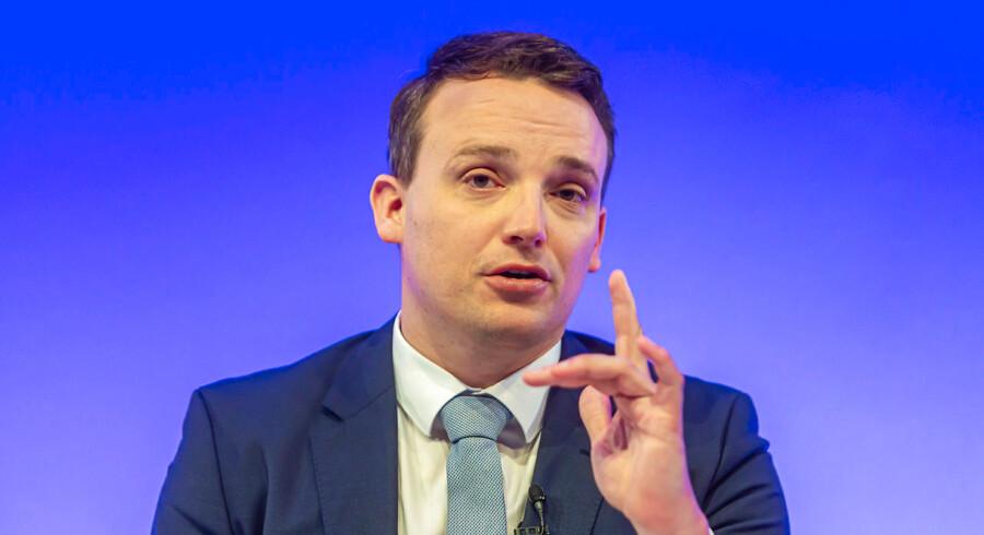 Christian Klein, der 1. maj blev enerådende topchef for Europas største teknologivirksomhed, tyske SAP, har arbejdet for softwareproducenten, siden han var 19.