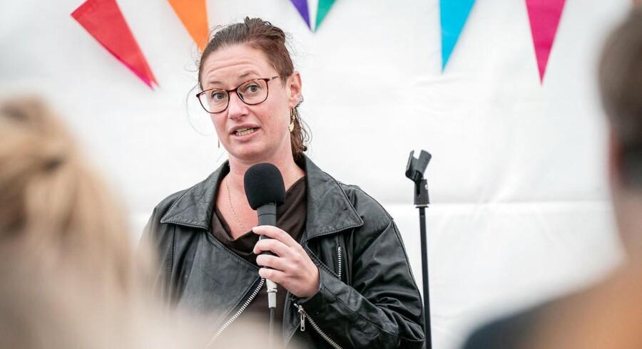 ARKIVFOTO: De Konservative i København vil nu kalde teknik- og miljøborgmester Ninna Hedeager Olsen (EL) i en såkaldt »åben forespørgselsdebat« i spildevandssagen. Det samme ønsker Venstre.