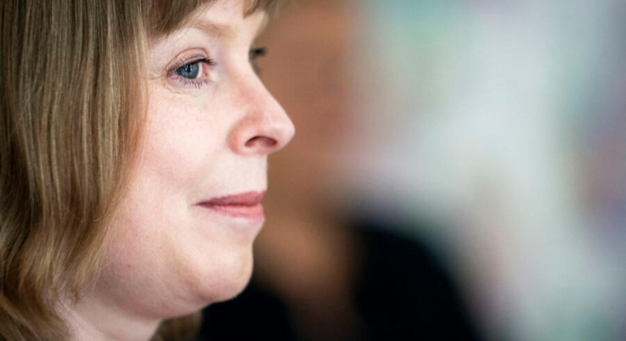 Kulturminister Joy Mogensen (S) erkender, at hun ikke havde ret til at beordre hjemsendelse af en lang række ansatte hos DR og TV 2, oplyser Kulturministeriet.