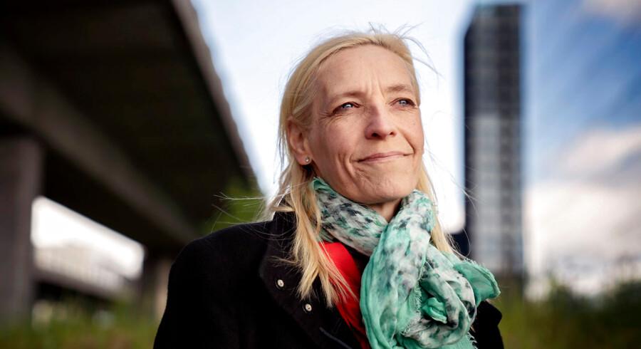Evolutionsforsker Jill Byrnit i anledning af, at hun udgiver en ny bog om det moderne menneske.