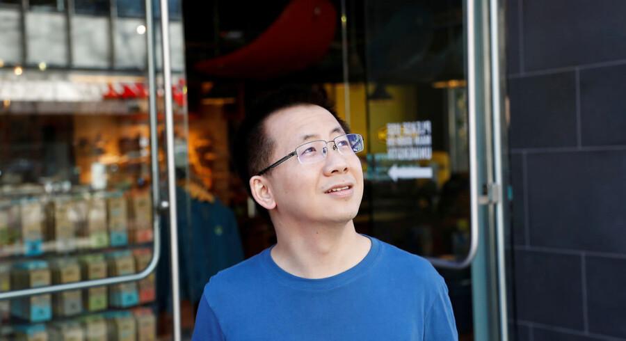 Zhang Yiming, der er stifter af og topchef for kinesiske ByteDance, har store globale ambitioner med apps som videotjenesten TikTok, der er verdens mest downloadede globalt. Han afviser, at det kinesiske styre på nogen måde har eller kan få indflydelse på TikToks indhold og brugere.