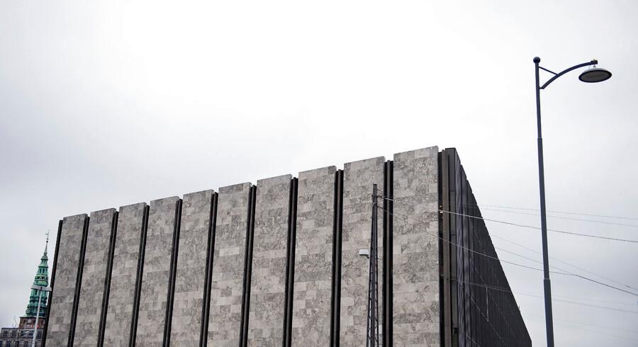 Arkivfoto: Mens de børsnoterede danske virksomheder har udbetalt udbytte som vanligt, har bankerne holdt igen, viser en opgørelse fra Nationalbanken.