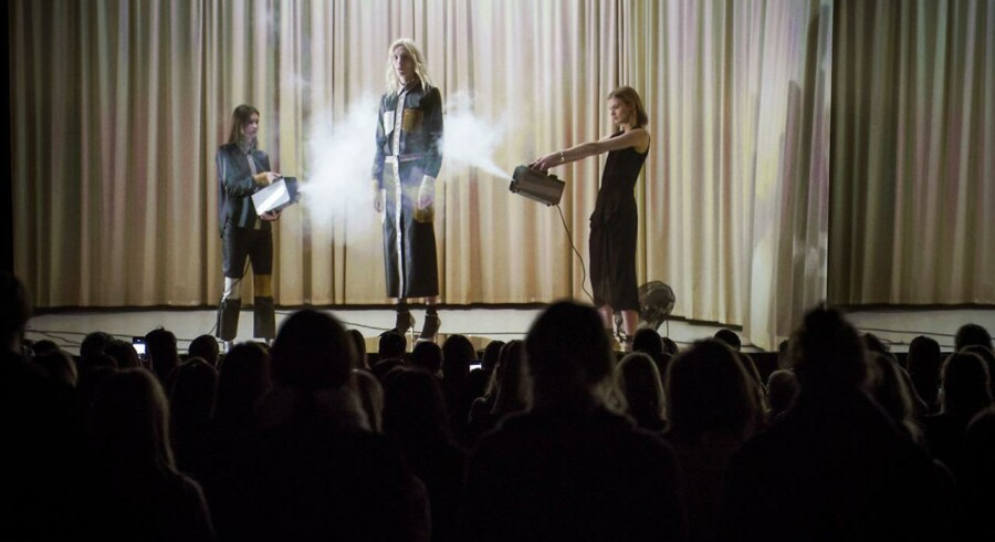 Copenhagen Fashion Week 2018 er i gang, og i Den Grå Hal holdt By Malene Birger deres show.