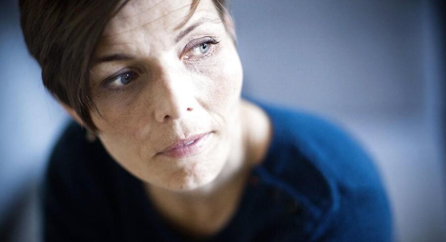 Anne Lise Marstrand-Jørgensen blev indigneret over integrationsminister Inger Støjberg (V). Arkivfoto: Niels Ahlmann Olesen