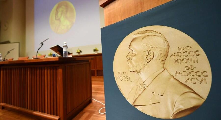 Nobels fredspris er en af de fem priser, som blev oprettet af svenskeren Alfred Nobel i hans testamente.