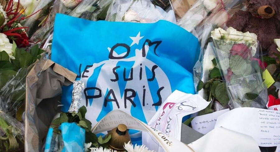 Dansk dræbt IS-kriger kendte angiveligt til terrorangrebene i Paris inden de fandt sted.