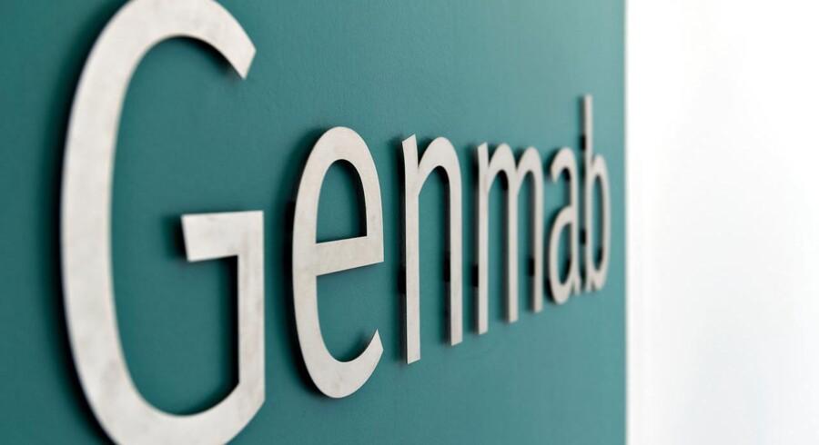Genmab A/S, Bredgade, Danmark.