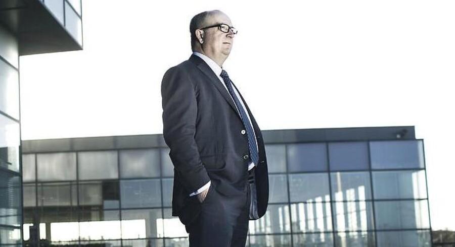 Øverst på bookmakerens liste er Niels Jacobsen, der er administrerende direktør hos høreapparatproducenten William Demant Holding, men også navne som Nils Smedegaard Andersen og Lars Rebien er i spil.