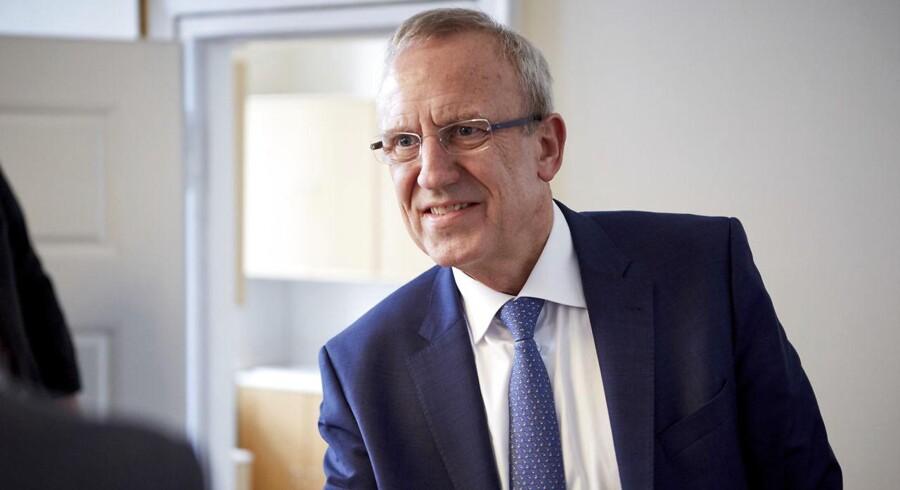 »Selv hvis man har en meget lille arbejdsevne, gælder det om at få aktiveret den,« siger Jørgen Neergaard Larsen(V).