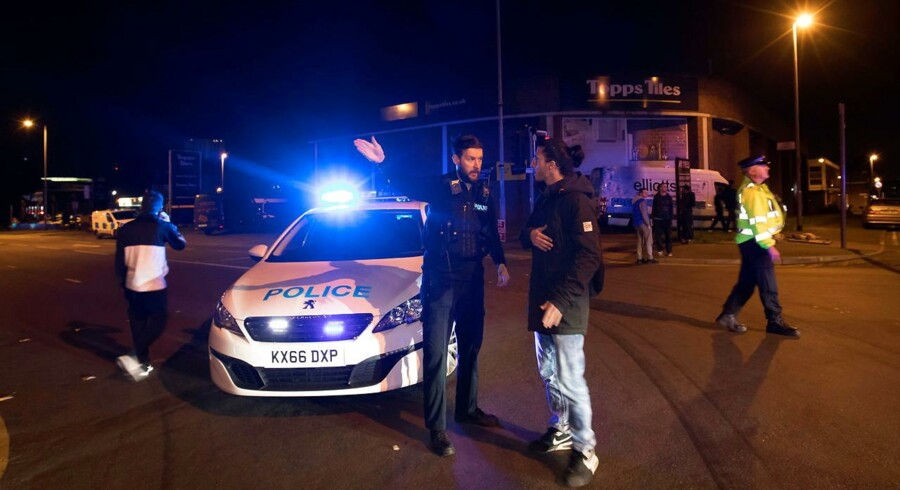 19 mennesker har mistet livet i et angreb på en koncert i Manchester Arena i England.