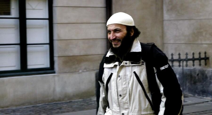 Said Mansour har fået frataget sit statsborgerskab.