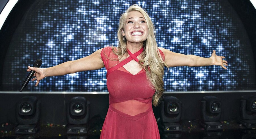 Dansk Melodi Grand Prix 2017 blev en international affære, hvor australsk-fødte Anja Nissen løb med sejren.