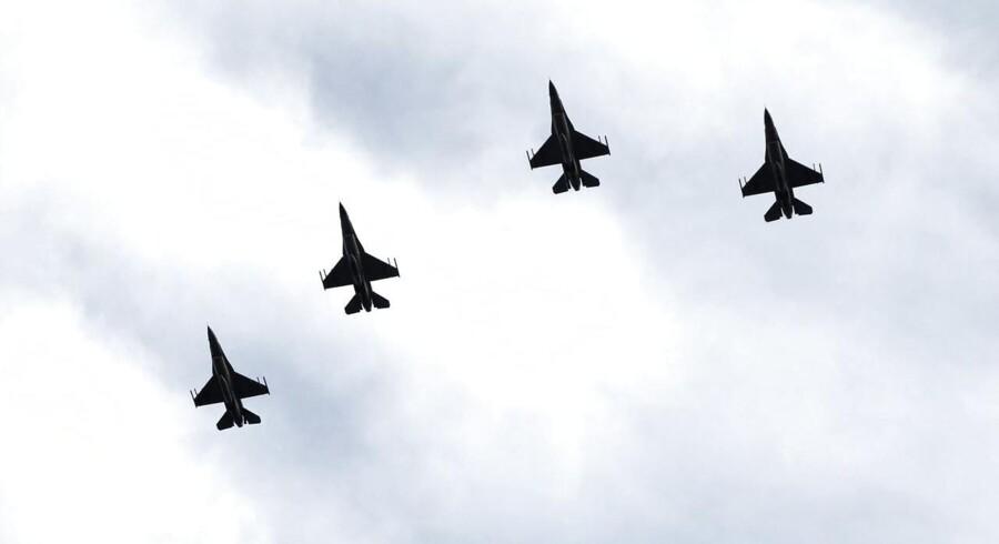 Forsvaret har tidligere afvist, at bomber fra de danske fly har kostet nogen livet.