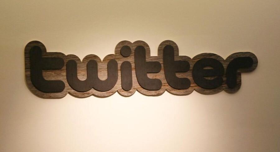 Twitter har hovedkvarter i San Francisco på den amerikanske vestkyst. Nye rygter vil igen vide, at Google vil købe selskabet. Arkivfoto: Kimihiro Hoshino, AFP/Scanpix