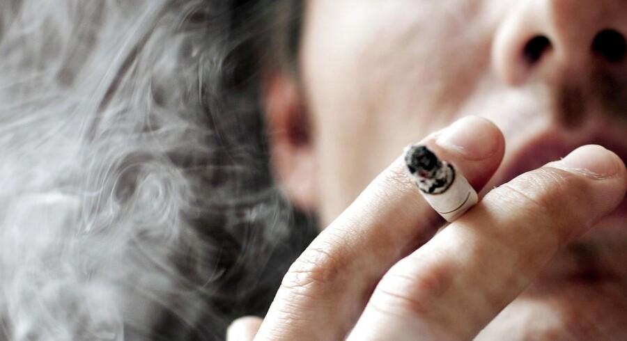 Andelen af røgfri hjem med børn stiger markant og ligger nu på over 90 pct., viser undersøgelse.