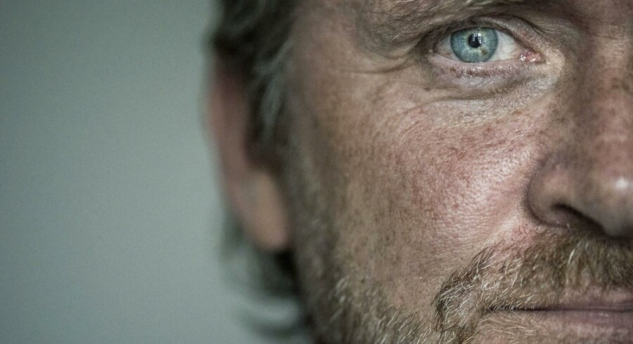 Portræt af formand for Liberal Alliance, Anders Samuelsen.