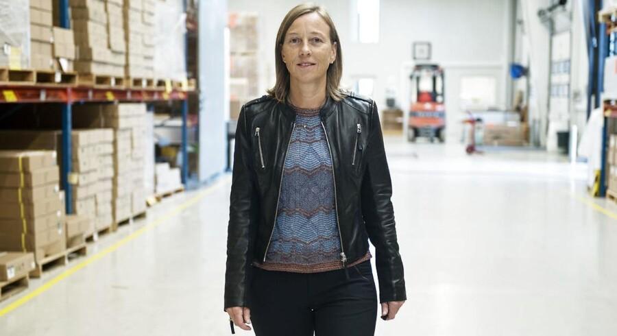 »Det føles rart at få Axcel med ombord på den ekspansion, vi gerne vil ud på,« siger Marie-Louise Bjerg, adm. direktør i Mountain Top, efter selskabet netop er blevet solgt for et trecifret millionbeløb.