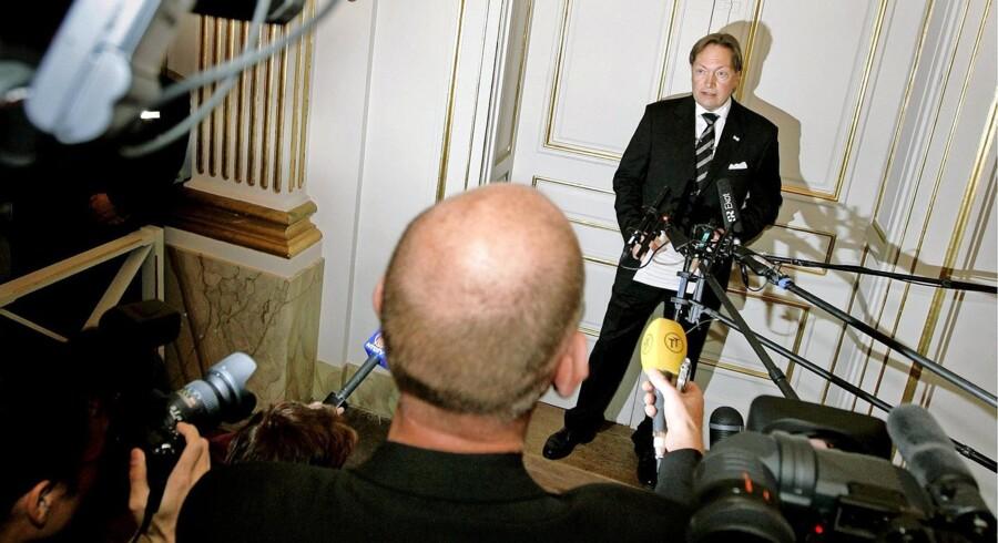 ARKIVFOTO: Horace Engdahl kalder hele sagen en farce.