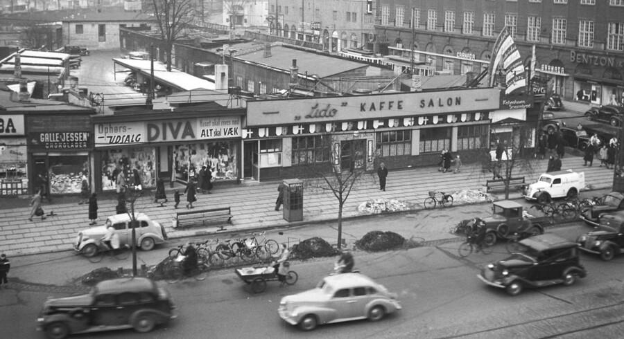 Dyk med ned i billedarkivet og se det gamle Vesterbro.