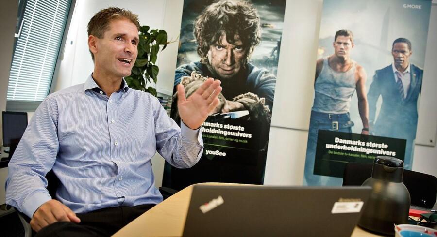René Brøchner udskiftes som direktør for YouSee, som han har ændret fra ren kabel-TV-udbyder til i dag at være et underholdningsunivers.