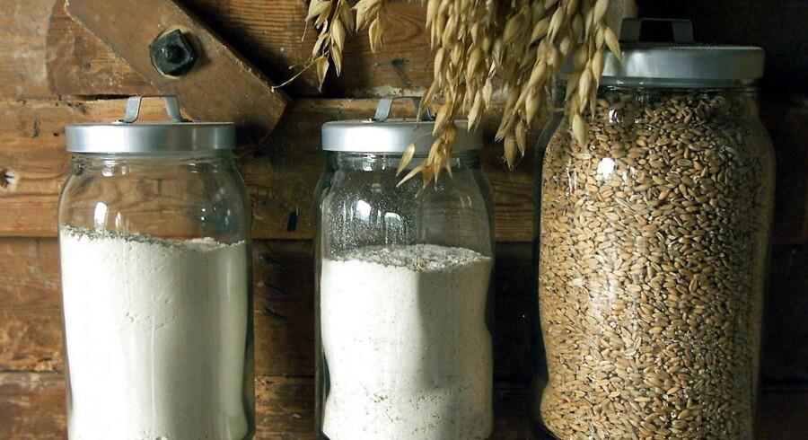 Arkivfoto: Kun 30 procent af danskerne spiser den daglige mængde fuldkorn, som Fødevarestyrelsen anbefaler. Men små vaner kan ændre meget. (Foto: HENRIK OLE JENSEN/Scanpix 2016)
