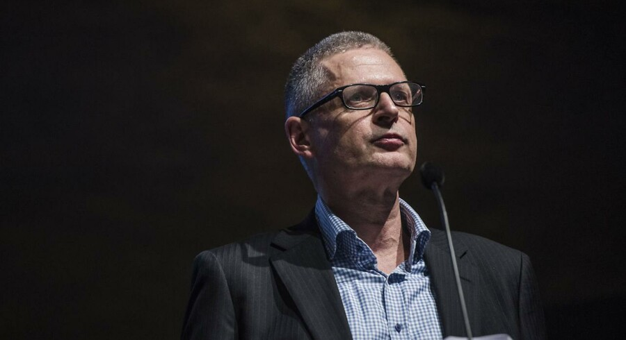 Flemming Rose har modtaget den fornemme Friedman pris. På billedet modtager han den store Publicistpris 2015.