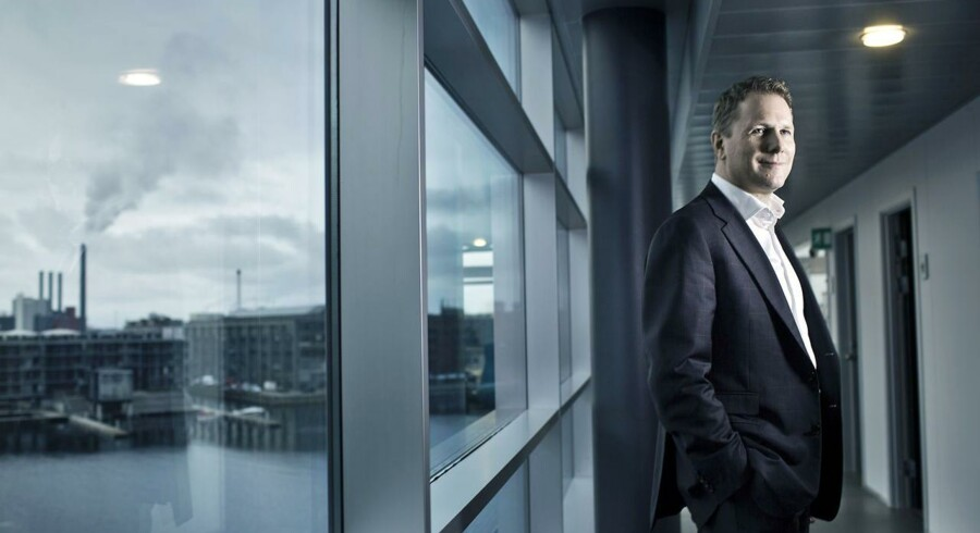 Kjell-Morten Johnsen, chef for Telenor i Europa og bestyrelsesformand i det danske Telenor, kalder telesammenlægningen uundgåelig.